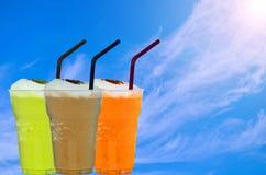 Замороженное питье Стоковое Изображение