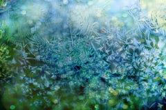 замороженное стекло Стоковая Фотография RF