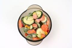 замороженное veg Стоковые Изображения RF