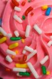 замороженность пирожня Стоковые Фото