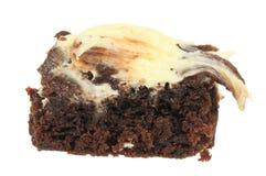 замороженность шоколада пирожня Стоковое Изображение RF