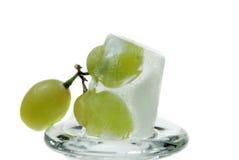 замороженные виноградины стоковое фото rf