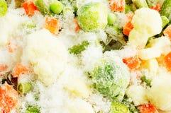 Замороженные овощи Стоковое Изображение RF