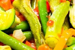 замороженные овощи ragout Стоковая Фотография RF