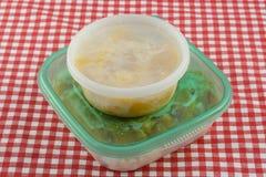Замороженные остаток овощи Стоковое фото RF