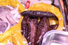 Замороженные рыбы моря Стоковое Фото