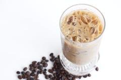 замороженный кофе Стоковые Фото