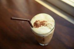 замороженный кофе Стоковая Фотография RF