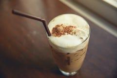 замороженный кофе Стоковые Изображения