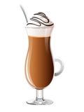 замороженный кофе Стоковое фото RF
