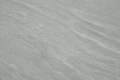 Замороженный прилив/, который замерли волны Стоковое Фото