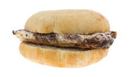 Замороженный сандвич куриной грудки Стоковые Фотографии RF