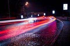 Замороженный свет Стоковые Фото