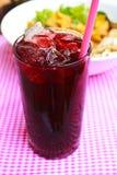 Замороженный сок roselle. Стоковое Изображение RF