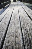 Замороженный стенд Стоковое Изображение RF