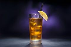 замороженный чай острова длинний Стоковые Фотографии RF