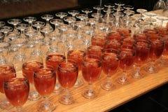 замороженный чай Стоковые Фотографии RF