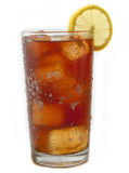 замороженный чай Стоковые Фото