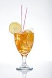 замороженный чай Стоковые Изображения RF
