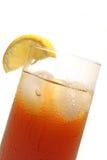 замороженный чай Стоковая Фотография