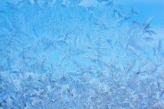 замороженный экран Стоковая Фотография