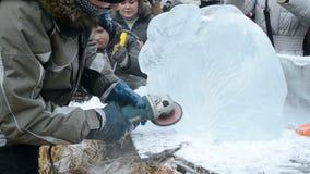 Заморозьте архитектора, Shrovetide (Maslenitsa), Украина, акции видеоматериалы