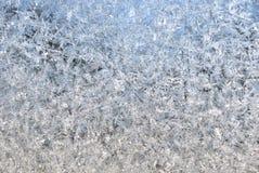заморозьте окно Стоковые Изображения