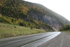 замотка дороги горы Стоковое Изображение RF