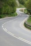 замотка дороги стоковое изображение rf