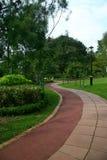 замотка путя парка Стоковое фото RF