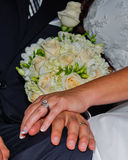 замужество влюбленности Стоковая Фотография RF