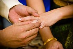 замужество тайское Стоковая Фотография RF