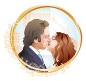 замужество иллюстрация вектора