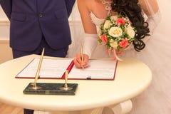 замужество Стоковое Фото