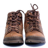 замша 2 ботинок Стоковое фото RF