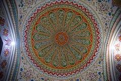 Замысловатость и асимметрия на дворце Vijay Vilas, Bhuj стоковые изображения