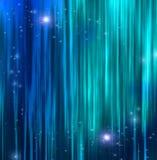 Занавесы с Sparkle иллюстрация штока