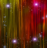 Занавесы с Sparkle иллюстрация вектора