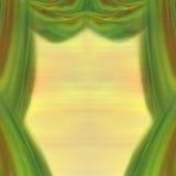 Занавесы театра, абстрактная предпосылка Стоковые Изображения RF