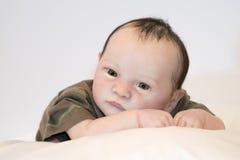Заново родившийся кукла Стоковые Фото