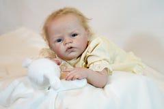 Заново родившийся кукла Стоковое Фото