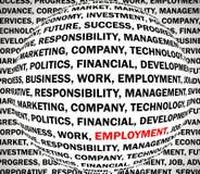 занятость Стоковая Фотография RF