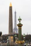 Заострённый Париж стоковые фото