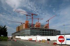 Западная больница Midlands столичная отсутствие входа Стоковые Фото