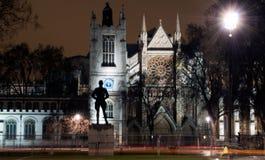 Западное аббатство монастырской церкви, Королевство Соединенное Стоковые Изображения RF