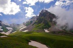 Западное Кавказ Стоковое фото RF
