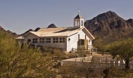 западное церков старое Стоковая Фотография