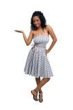 запад красивейшей девушки 16 индийский предназначенный для подростков Стоковое Изображение RF