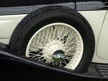 запасное колесо Стоковое Изображение RF