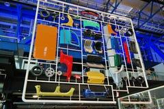 Запасные автомобили Стоковые Изображения RF
